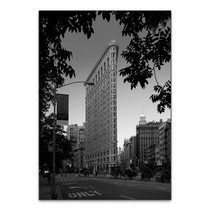 Flatiron Building New York City Wall Art Print