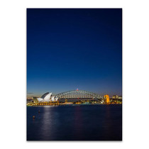 Sydney Opera House Wall Art Print