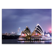 Sydney The Opera House Wall Art Print