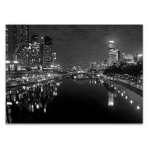 Yarra River Melbourne Wall Art Print