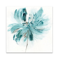 Blue Dance I Wall Art Print