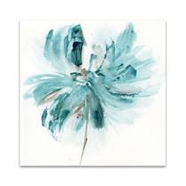 Blue Dance I Wall Art Print