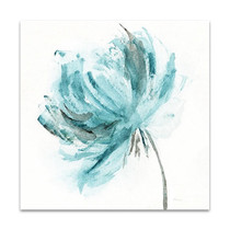 Blue Dance II Wall Art Print