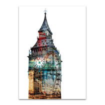 London Spirit Wall Art Print