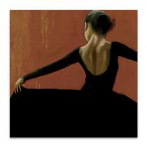 Lady Dancing Samba II Wall Art Print