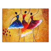 Three Spanish Dancers Wall Art Print