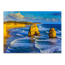 Australia Twelve Apostles at Sunset Wall Print