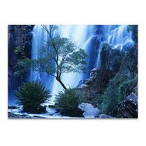 Australia Waterfall Wall Art Print