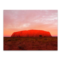 Ayers Rock Uluru Wall Art Print