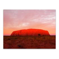 Ayers Rock Uluru Wall Art Print