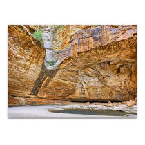 Cathedral Gorge Australia Wall Art Print