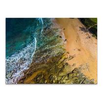 Dicky Beach Queensland Wall Art Print