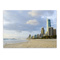 Gold Coast Australia Wall Art Print