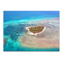 Green Island Cairns Australia Wall Art Print