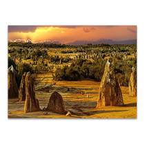 Nambung National Park Wall Art Print