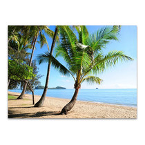 Palm Cove Beach Australia Wall Print