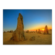 Pinnacles Desert Australia Wall Art Print