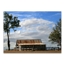 Rural Queensland Australia Wall Art Print