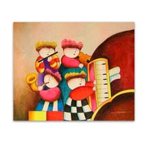 Concert | Buy Wall Art Decors U0026 Oil Canvas Paintings For Kidsu0027 Room