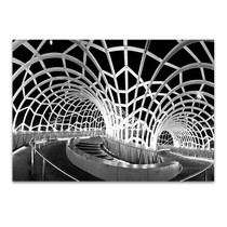Webb Bridge Melbourne Wall Art Print