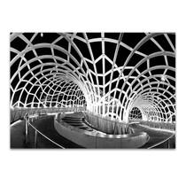 Webb Bridge Melbourne Wall Art Print