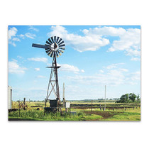 Windmill Brisbane Queensland Wall Print