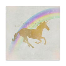 Whimsical Unicorn I Wall Art Print