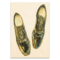 Shoe Fits I Wall Art Print