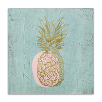 A Pineapple Wall Art Print