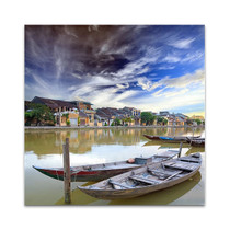 Hoi An Vietnam Villages Wall Art Print