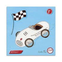 Grand Prix I Wall Art Print