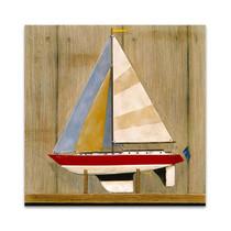 Sailboat I Wall Art Print