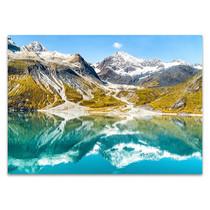 Alaska Glacier Bay Wall Art Print