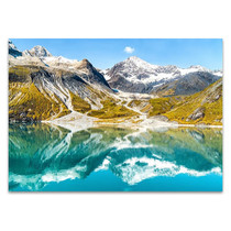 Alaska Glacier Bay Wall Art Print
