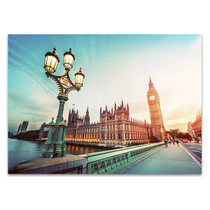 Westminster Bridge London Wall Print
