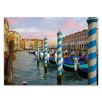 Italy Venice Canal Wall Print