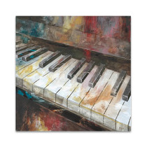 My Piano Wall Art Print