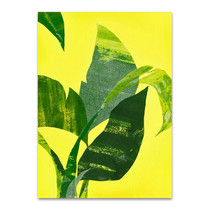 Banana Leaf II Wall Art Print