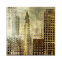 Chrysler Building Wall Art Print