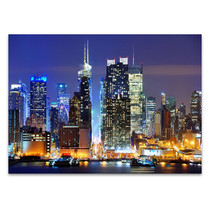 Hudson River New York City Wall Print