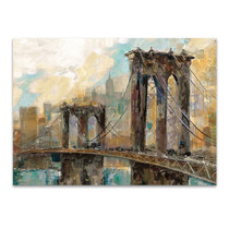 Manhattan Memories Wall Art Print