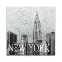 New York Wall Art Print