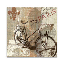 Paris Trip Wall Art Print