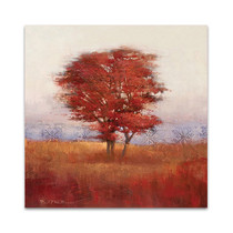 Autumn Morning I Wall Art Print