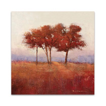 Autumn Morning II Wall Art Print