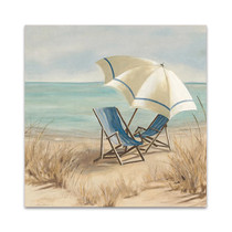 Summer Vacation II Wall Art Print