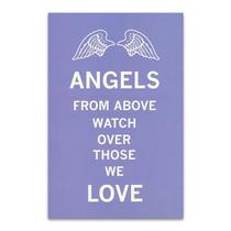 Angels Love Wall Art Print