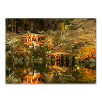 Daigoji Buddhist Temple Wall Print