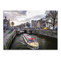 Amsterdam City Wall Art Print