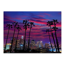 Los Angeles California Wall Print